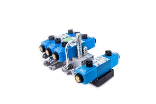 Komponenty hydrauliki siłowej