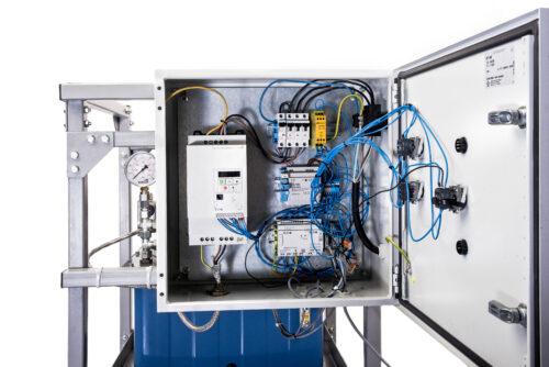 Elektronika w układach hydraulicznych